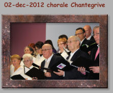 02-dec-2012 chorale Chantegrive