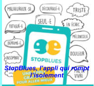 StopBlues, l'appli qui rompt l'isolement